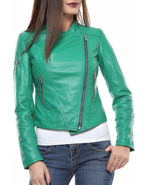 L.Y.N.N By Carla Ferreri | Женская Зелёная Куртка