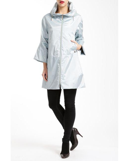 Salco | Женское Голубое Пальто