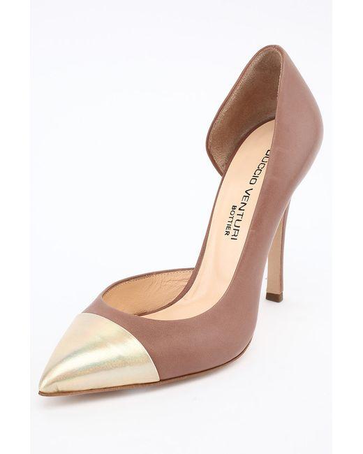 Ducсio Venturi Bottier | Женские Многоцветные Туфли