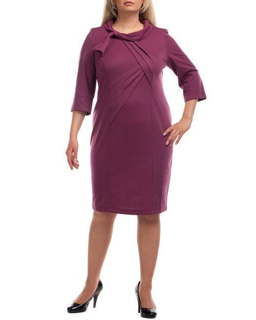 Olsi | Женское Розовое Платье