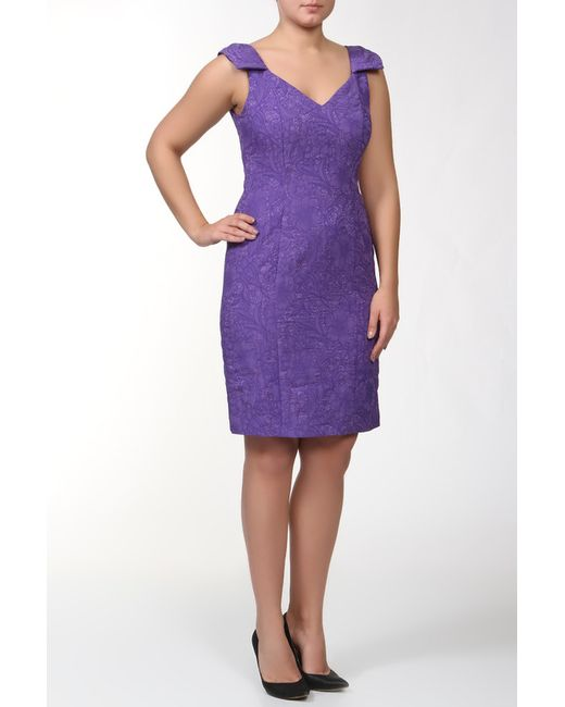 Kate Cooper | Женское Фиолетовое Платье