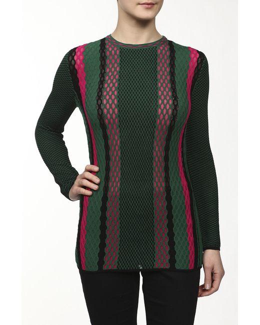 Missoni | Женский Зелёный Пуловер Вязаный