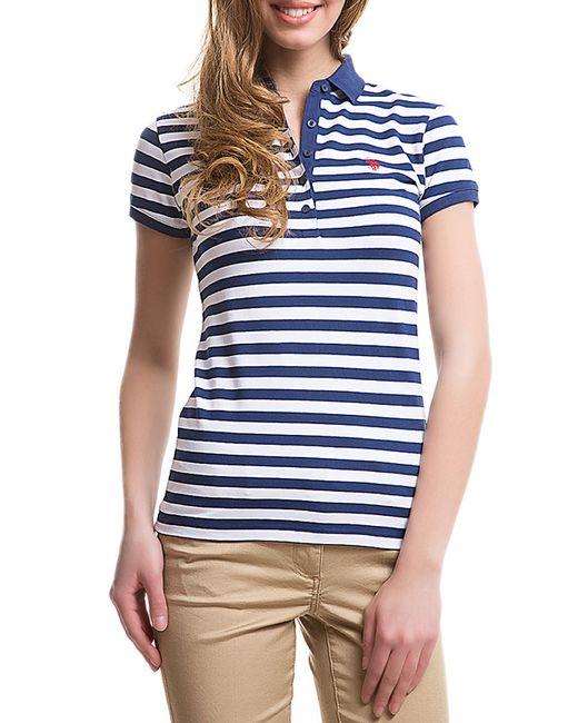 U.S. Polo Assn. | Женская Многоцветная Футболка