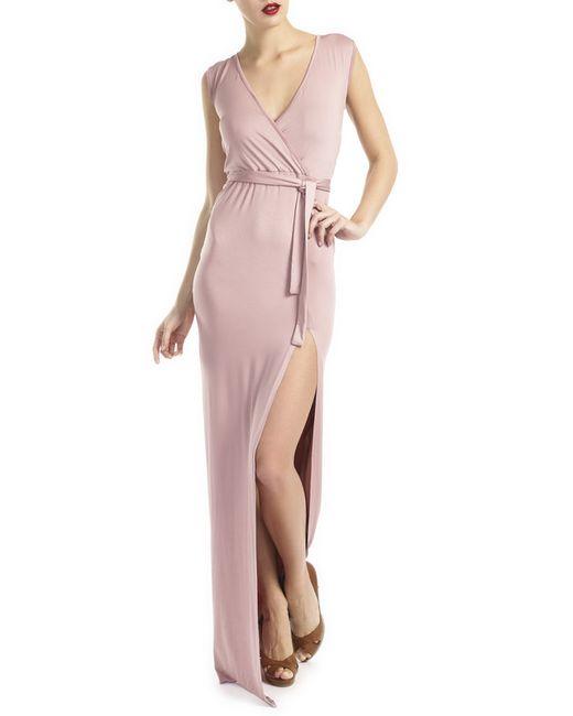 MBYMAIOCCI | Женское Розовое Платье