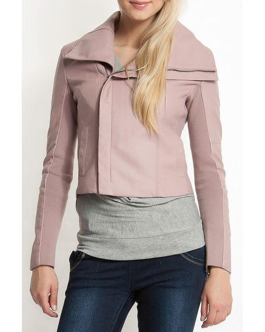 Top Secret | Женская Розовая Куртка