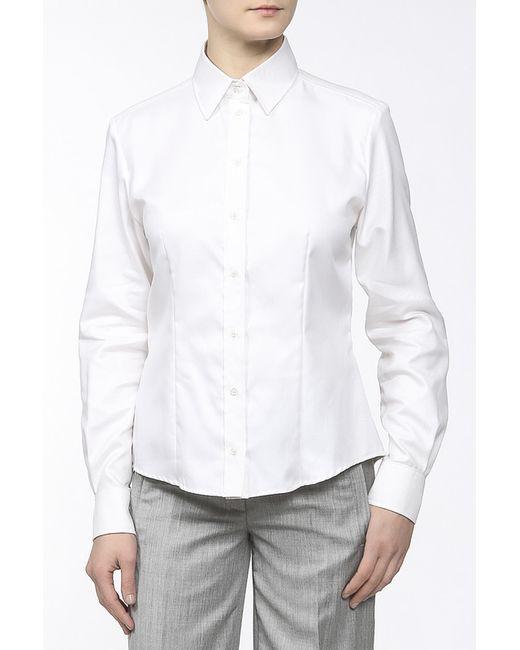 Yetonado | Женская Белая Блузка