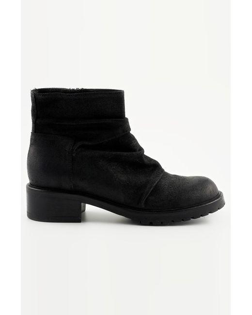 J.FRY | Женские Чёрные Ботинки