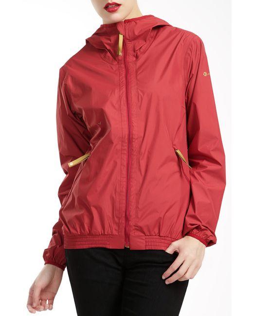 FINSIDE | Женская Красная Куртка