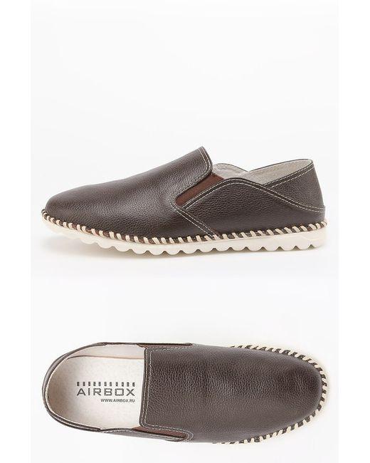 Airbox | Мужские Чёрные Туфли