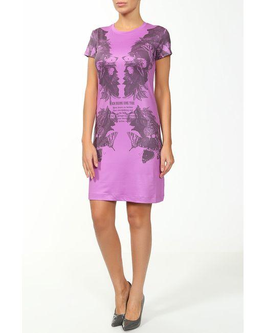 Cool Air   Женское Фиолетовое Платье