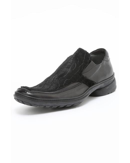 ERNESTO DOLANI | Мужские Чёрные Туфли