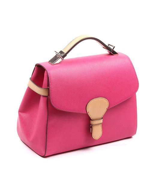 Leo Ventoni | Женская Розовая Сумка