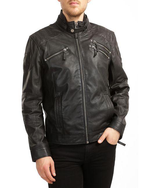 Bruno Banani | Мужская Чёрная Куртка