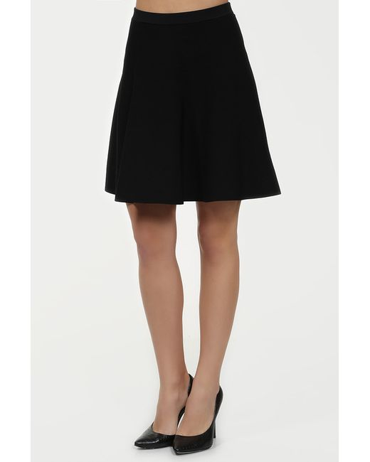Polo Ralph Lauren | Женская Чёрная Юбка