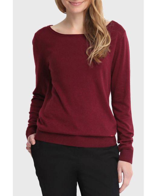 Top Secret | Женский Красный Пуловер