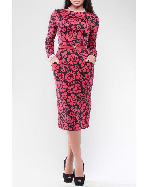 REBECCA TATTI | Женское Красное Платье