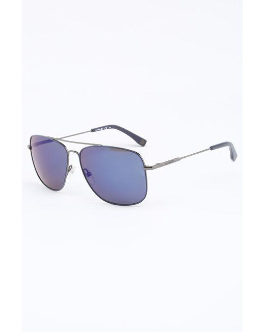 Lacoste | Мужские Синие Очки Солнцезащитные