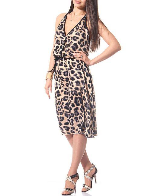 Evercode   Женское Коричневое Платье