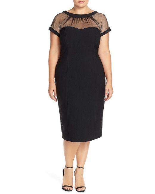 Rebecca Bella | Женское Чёрное Платье
