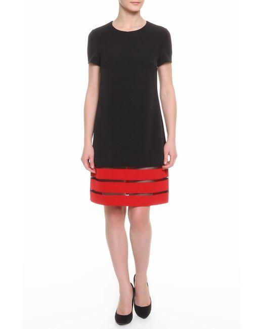 Krisna | Женское Чёрное Платье