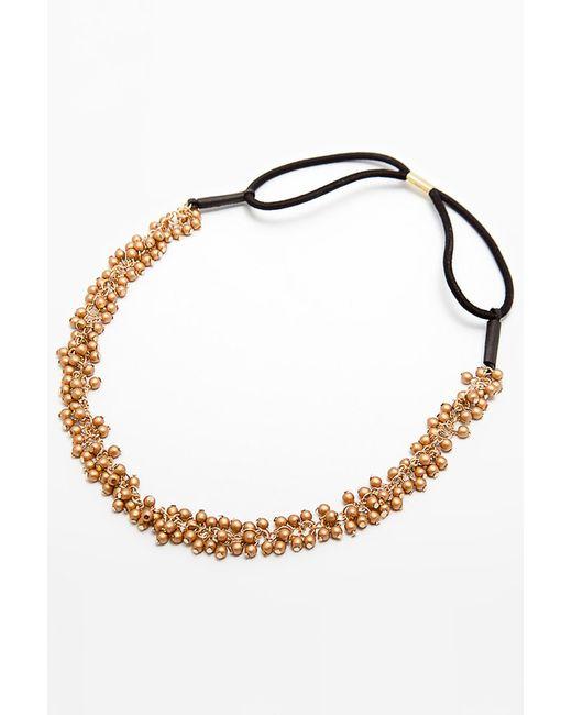 Asavi Jewel | Женская Золотая Повязка
