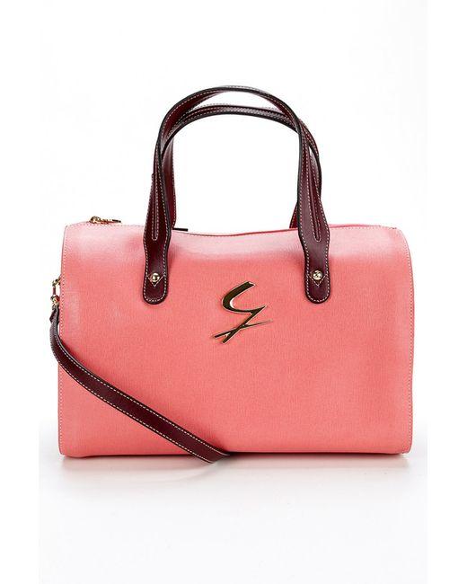 Gattinoni | Женская Розовая Сумка
