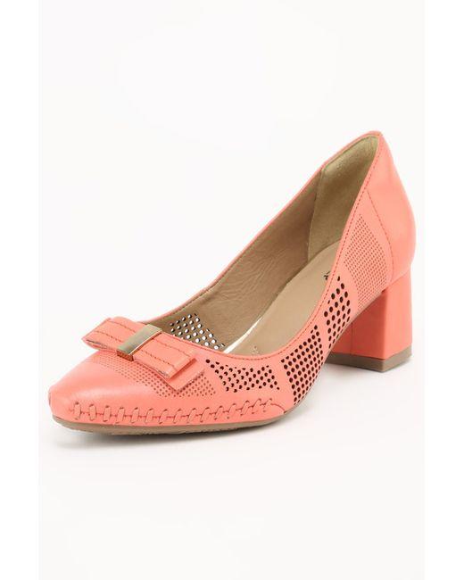 Ridlstep | Женские Красные Туфли Летние Открытые