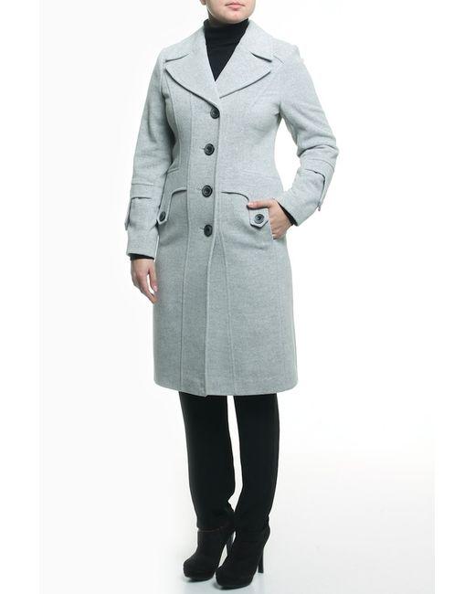 LANITA | Женское Серое Пальто