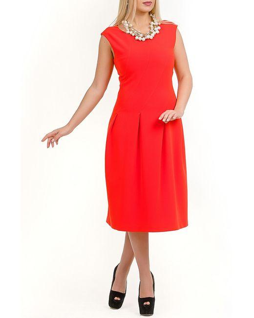 LESYA | Женское Красное Платье Гелика