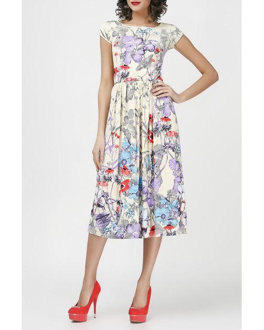 Adelin Fostayn | Женское Многоцветное Платье