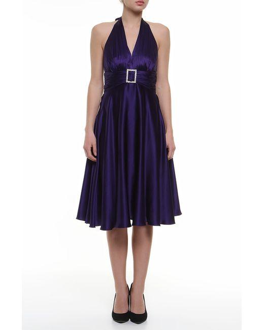 Dina Bar-El   Женское Многоцветное Платье