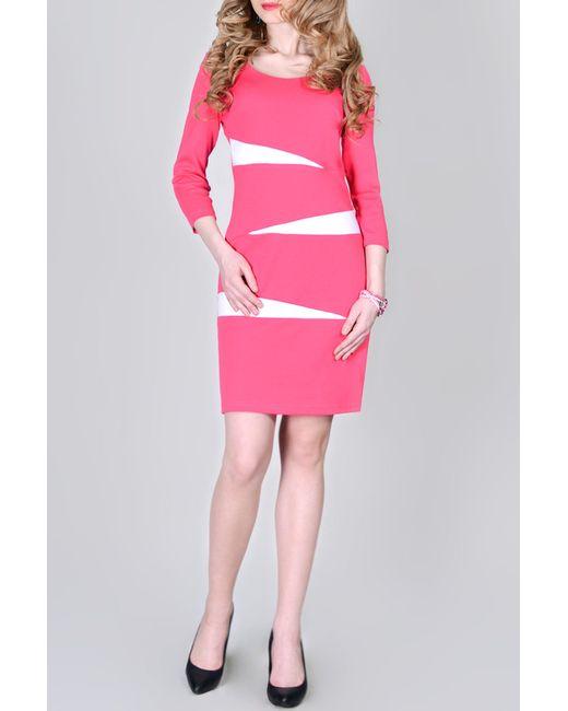 La cafe   Женское Розовое Платье