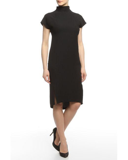 Alina Assi   Женское Чёрное Платье Ципао