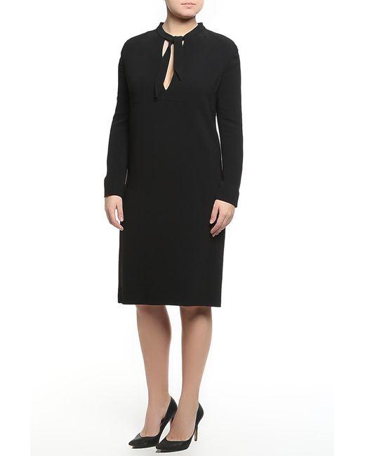 Saint Laurent   Женское Чёрное Платье