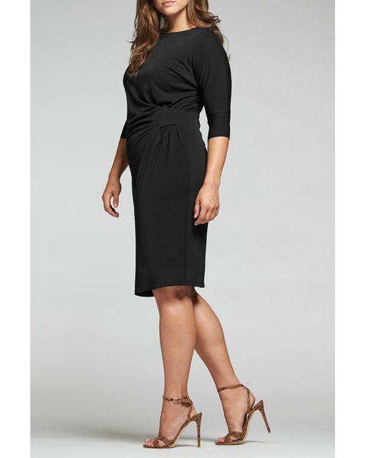 Exline   Женское Чёрное Платье