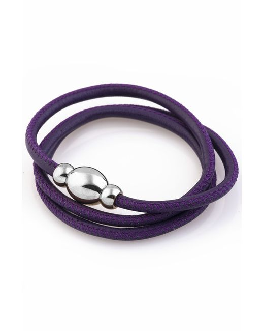 Qudo | Женский Фиолетовый Браслет
