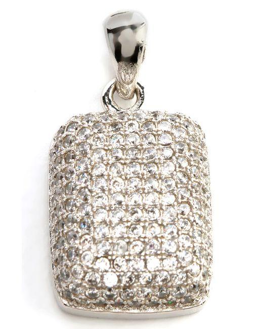 BELIEF   Женская Серебряная Подвеска