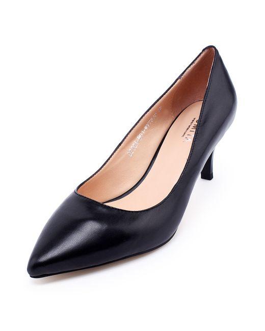 Zumita | Женские Чёрные Туфли