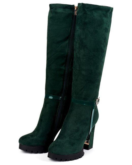 Vita Ricca | Женские Зелёные Сапоги