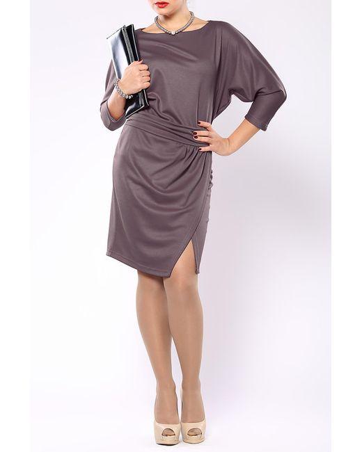Laura Bettini | Женское Фиолетовое Платье