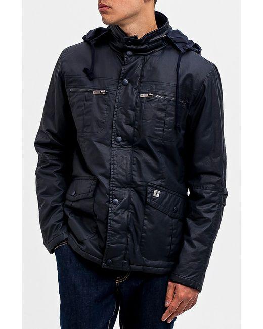 DIBYE | Мужская Чёрная Куртка
