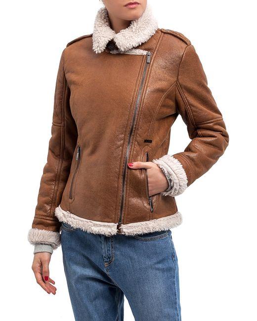 DIBYE | Женская Коричневая Куртка