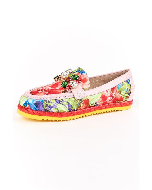Grand Style | Женские Красные Туфли