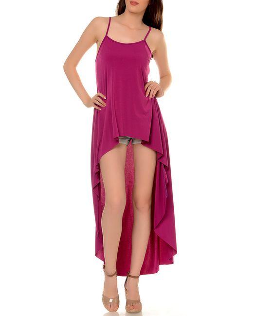 Ki6 collection | Женская Фиолетовая Блузка
