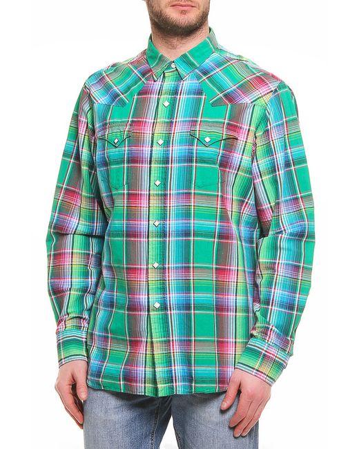 Ralph Lauren | Мужская Многоцветная Рубашка