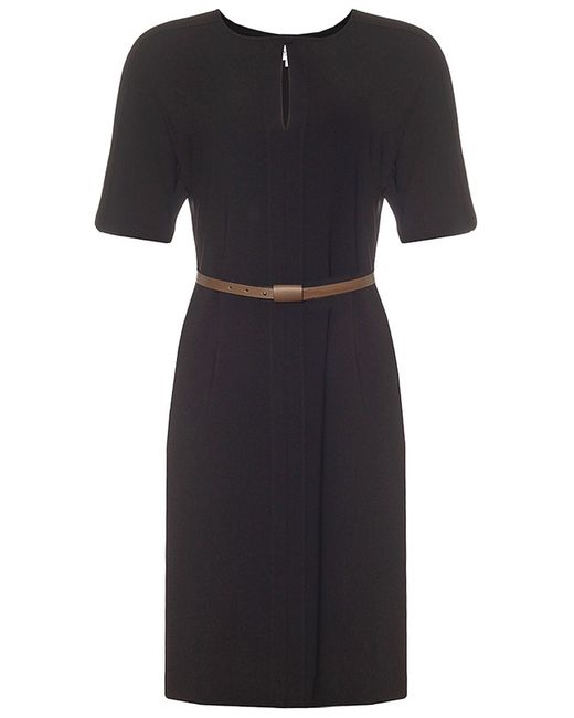 Armani Collezioni   Женское Чёрное Платье