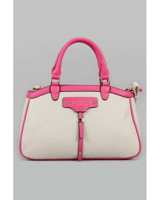 Leighton | Женская Розовая Сумка