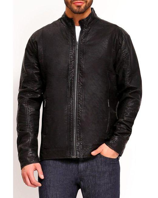 Top Secret | Мужская Чёрная Куртка