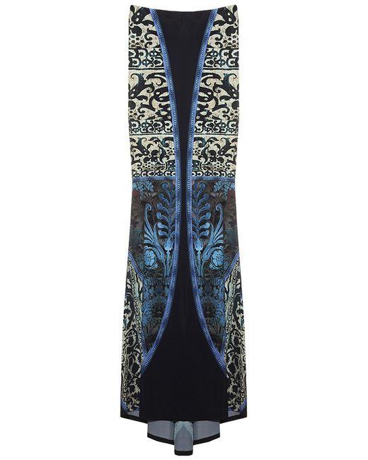Roberto Cavalli | Женская Синяя Юбка