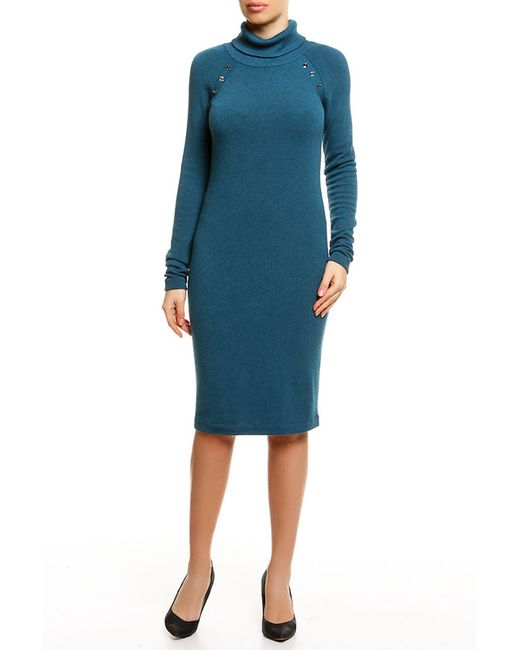 Pietro Brunelli   Женское Синее Платье